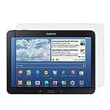 kwmobile Folie matt für  Samsung Galaxy Tab 4 10.1 T530 / T531 / T535  Displayschutzfolie - Schutzfolie Displayschutz Anti-Fingerabdruck Displayfolie entspiegelt