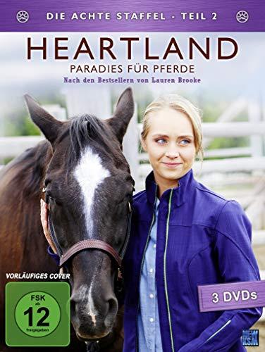 Heartland - Paradies für Pferde - Staffel 8.2 [3 DVDs]