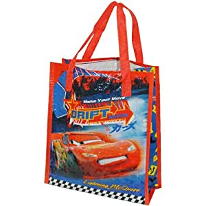 disney sac cabas rangement jouet disney cars flash mcqueen cuisine maison. Black Bedroom Furniture Sets. Home Design Ideas