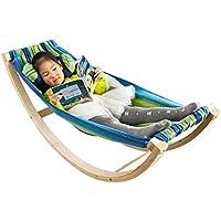 SoBuy® Hamaca para Bebés,Carga Máxima 90 kg,FST33-J, ES