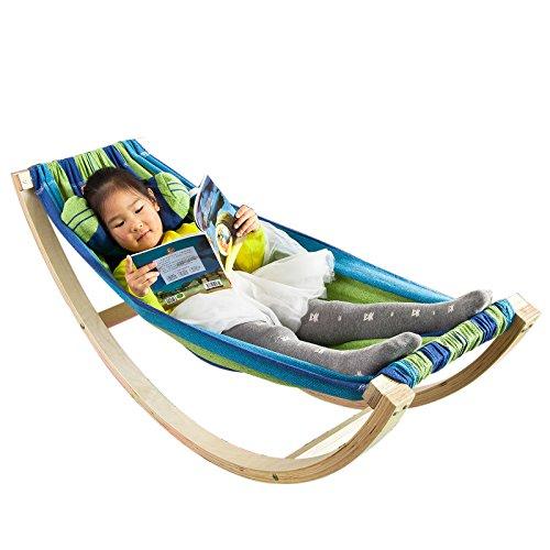 sobuy children kids rocking hammock fst33 j baby hammock  amazon co uk  rh   amazon co uk