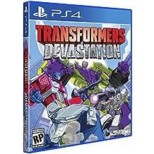 Transformers Devastation - PlayStation 4 by Activision