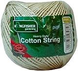 Kingfisher HDCS Cotton String - Off White