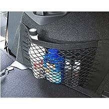 MOON Cargo Net 9 auto-adesivo per bagagli rete Oganizer-doppio strato, con tasca, adesivo, confezione da 1