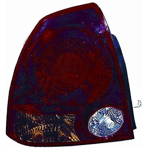 53400 FARO GRUPPO OTTICO POSTERIORE SX Hyundai ACCENT 4/5 PORTE 2003/02-2006/03