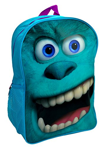DISNEY MONSTERS INC UNIVERSITY SCULLY JUNGEN RUCKSACK, SCHULTASCHE, GROSS (Monster Aus Monsters Inc)