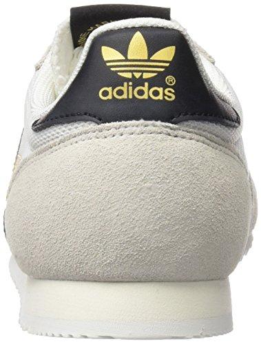 adidas Jungen Dragon Turnschuhe Weiß (vintage White/core Black/off White)