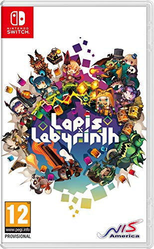 Lapis x Labyrinth - Limit
