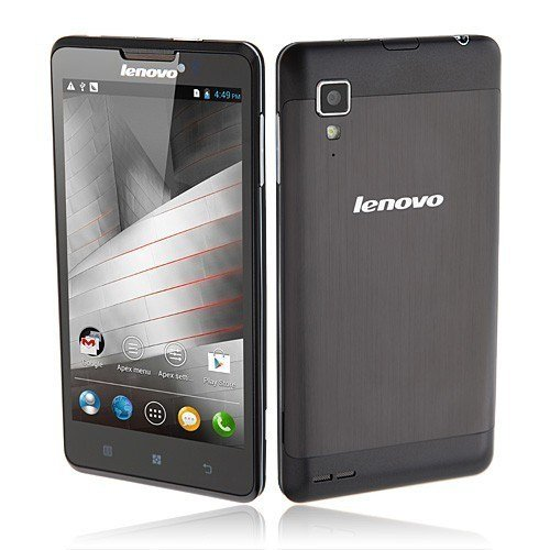 Lenovo P780 Dual SmartPhone Quad Core 1.2GHz 4GB/1GB Android 4.4 5