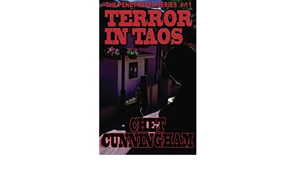 Terror in Taos (The Penetrator Book 11)