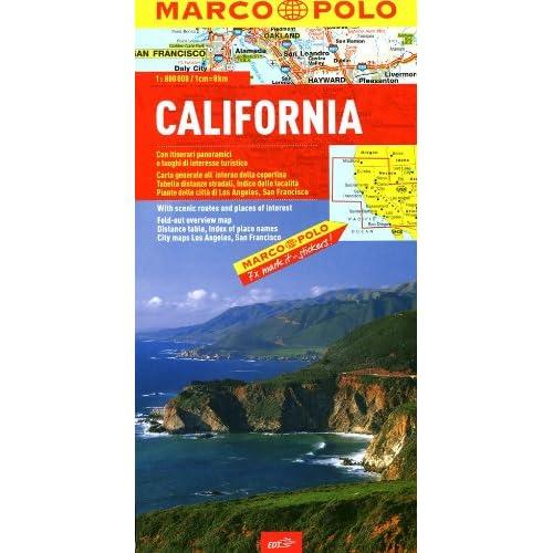 California 1:800.000