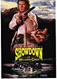 Pop Culture Graphics Showdown à Creek Williams Poster Movie 11 x 17 à 28 x 44 cm-Tom Burlinson Donnelly Rhodes Raymond Burr Michael mycose John Pyper-Alex Ferguson Bruhanski