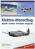 Elektro-Motorflug: Modelle-Antriebe-RC-Technik-Flugpraxis