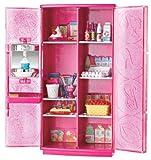 Mattel T9081 - Barbie Möbel: Kühlschrank mit Softeis-Bereiter