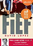 Fief: Livre audio 1 CD MP3 - Suivi d'un entretien avec l'auteur