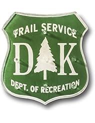 DAKINE Stomp-Pad Trail Mat, Green, One size, 10000108
