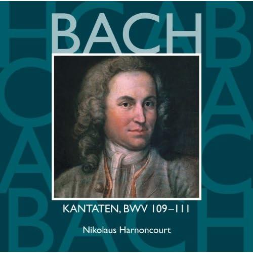 "Cantata No.110 Unser Mund sei voll Lachens BWV110 : III Recitative - ""Dir, Herr, ist niemand gleich"" [Bass]"