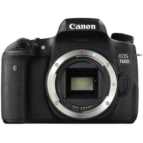 Fotocamera Reflex Canon EOS 760D Body (Solo Corpo)