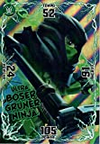LEGO Ninjago Serie 1 ULTRA KARTE Nr. 69 Ultra Böser Grüner Ninja Trading Cards Game + Bonus LE2 NRG Zane NEU
