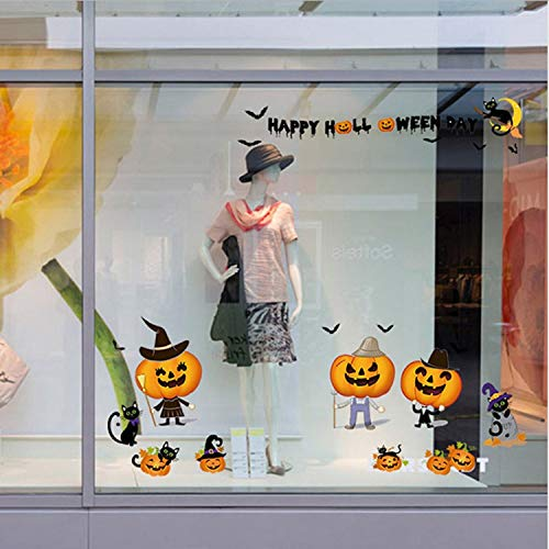 �rbis Abnehmbare Wandaufkleber Kunst Raumdekor Fenster Tür Wandaufkleber 45X60 cm Selbstklebende Aufkleber ()
