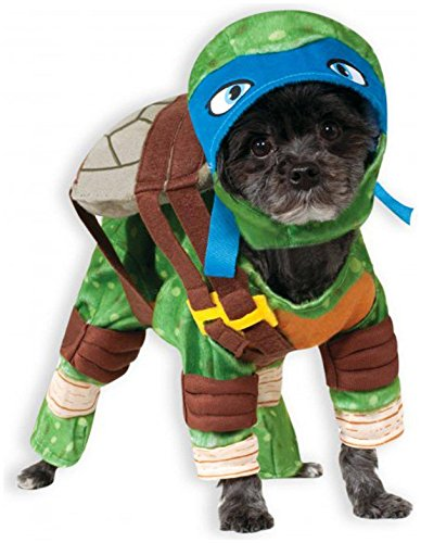 Pet Kostüm Turtle - Leonardo Teenage Mutant Ninja Turtles Pet Costume -Dog XL