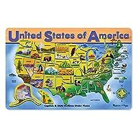 Ce puzzle ludique caractéristiques les États et les capitales des États-Unis d'Amérique et aussi quelques informations importantes concernant chaque Etat. Fabriqué à partir de pièces en bois massif si facilement de verrouillage et de s'inscrire dans ...