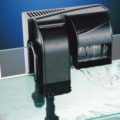 HBL 502 FILTRO ESTERNO A ZAINO ZAINETTO CASCATA 4W 500 L/H ACQUARIO DOLCE (Esterno Biologico Filtro)