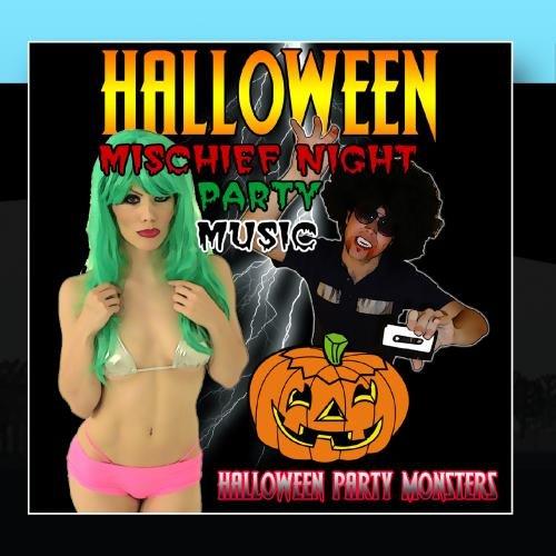 Halloween Mischief Night Party Music (Halloween Party Night Monster)