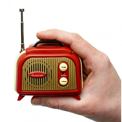 Mini Retro Radio - Antik Radio (Antike Radios)
