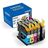Galada Replacement for Brother LC123 XL Ink Cartridges for MFC-J6920DW J6520DW J132W J4110DW J4510DW J4410DW J4710DW J6720DW J470DW J4610DWJ245 J650DW J870DW DCP-J152W J172W J552DW J752DW (123)