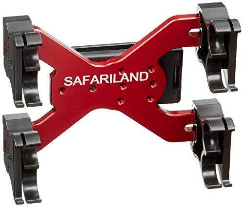 Safariland Holster 086 8 fach Schrotpatronen Halter mit Gürtel-Clip, SL086-8-35-744BL -