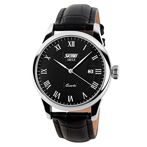 Skmei 9058BLACK Sports Analog Watch For Unisex