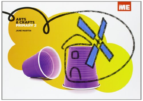 Arts & Crafts Primary 2 (ByME) - 9788415867029 por Jane Martin