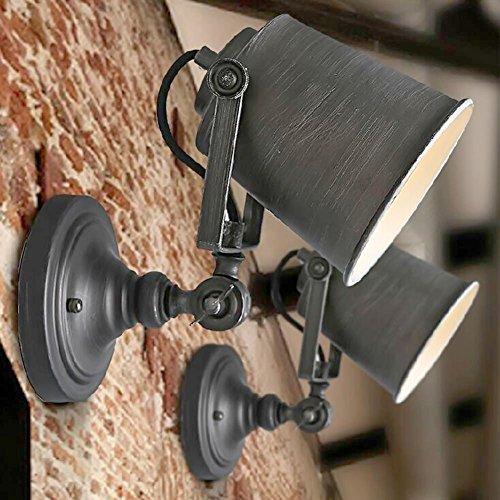 Coquimbo Rustico Regolabile Singolo Industrial Light Riparo