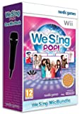 Cheapest We Sing Pop 1 Microphone Bundle on Nintendo Wii