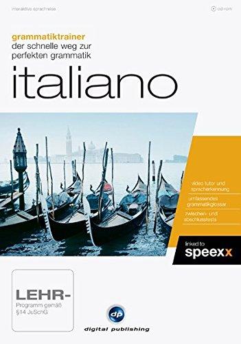 Interaktive Sprachreise: Grammatiktrainer Italiano