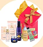 L'Occitane 7tlg. Pflegeset Inhalt: L'Occitane Amande Shower Oil 35ml, L'Occitane Body Milk NÈROLI & ORCHIDÉE 50ml, Loccitane NÉROLI & ORCHIDÈE Eau de Toilette 7,5ml, LOccitane Amande Moisturizes and smoothes Delicious Hands 10ml, Loccitane Immortelle Essential Water 30ml, L'Occitane Anti-Age Precious Cream 8ml und L'Occitane Geschenkskarton. Ideal als Geschenk oder zum Reisen.