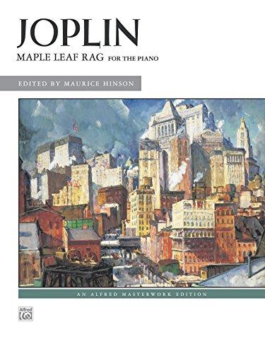 Maple Leaf Rag: Early Advanced Piano Solo