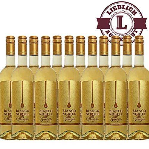 Weißwein Bianco Noblile alla Vaniglia (12x0,75l))