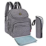 Best Baby Backpack Diaper Bags - S-ZONE Oxford Multi-function Baby Diaper Bag Backpack Review