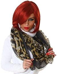 Damen Viskose Schal Multicolor (5731)