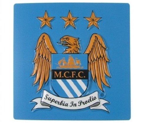 Manchester City F.C. Fridge Magnet SQ