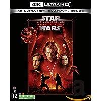 STAR WARS Episode III - LA REVANCHE DES SITH (2019) - Blu-ray 4K