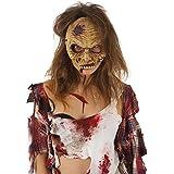Zombies - Mascara de zombie media cara (Rubie's Spain S5299)