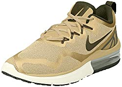 Nike Air Max Fury Herren Running Trainers Aa5739 Sneakers Schuhe (UK 7 US 8 EU 41, Khaki Cargo Off White 201)