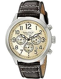 236b7ee32f1b Nautica NAD14518G - Reloj de Pulsera Hombre