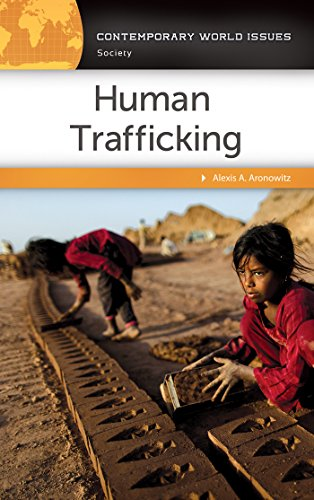 Human Trafficking: A Reference Handbook (Contemporary World Issues) (English Edition)