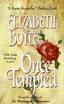 Once Tempted (The Danvers Book 3) by [Boyle, Elizabeth]