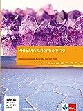 Prisma Chemie. Ausgabe für Niedersachsen - Differenzierende Ausgabe / Schülerbuch mit CD-ROM 9./10. Schuljahr