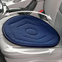 Jazooli Rotating Swivel Car Chair Seat Cushion Easy Access Mobility Aid Home Office